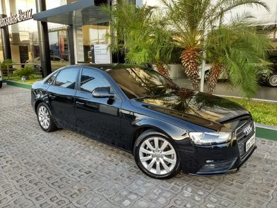 Audi A4 2.0 TFSI Attraction Multitronic 2014}