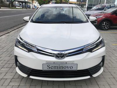 Toyota Corolla 2.0 Altis Flex 2018}