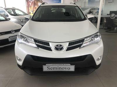 Toyota RAV4 2.0 4x2 (Aut) 2014}