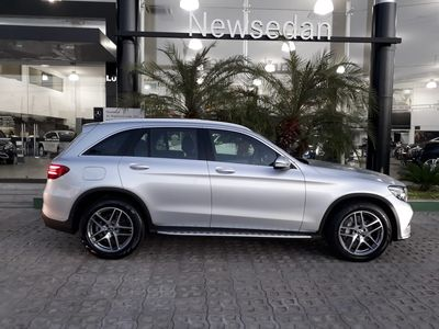Mercedes-Benz GLC 250 2.0 CGI Sport Coupé 4MATIC 9G-TRONIC 2018}