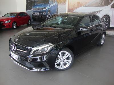 Mercedes-Benz Classe A A 200 FF 1.6 7G-TRONIC 2016}