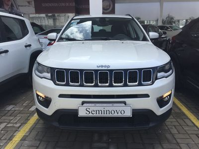 Jeep Compass 2.0 16V Longitude 2017}