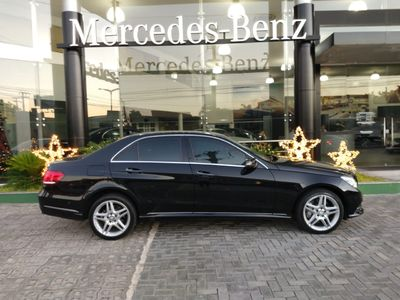 Mercedes-Benz Classe E E 350 Avantgarde 3.5 V6 CGI 2015}