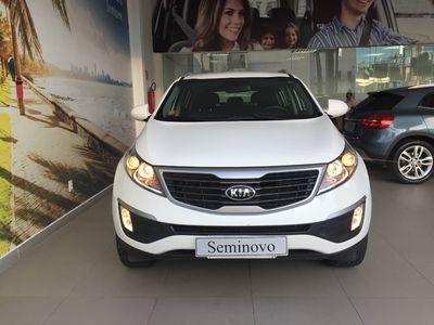 Kia Motors Sportage LX 2.0 P526 (Flex) 2014}