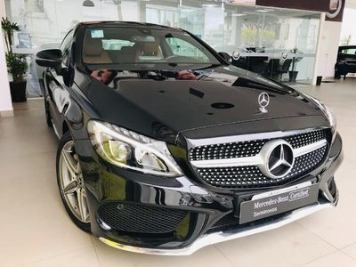 Mercedes-Benz C 250 Sport Coupe 2.0 Turbo 2017}
