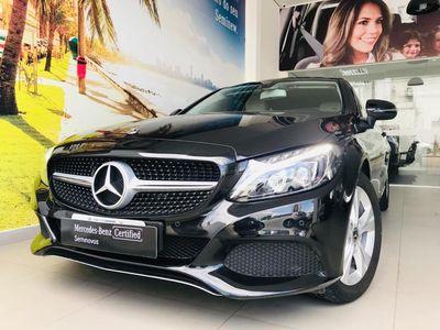 Mercedes-Benz C 180 1.6 CGI Avantgarde Coupé 9G-Tronic 2018}