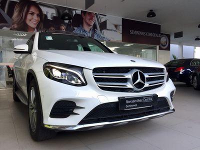 Mercedes-Benz GLC 250 2.0 CGI 4MATIC 9G-TRONIC 2018}