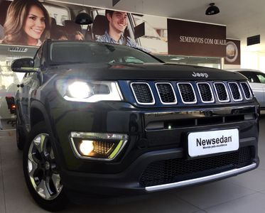 Jeep Compass 2.0 16V Limited 2017}