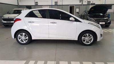 Hyundai HB20 Premium 1.6 AT Flex 2015}