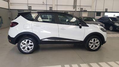 Renault Captur Zen 1.6 X-Tronic (Aut) 2018}