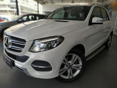 Mercedes-Benz GLE 350 3.0 (Aut) 2017}