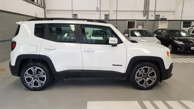 Jeep Renegade 1.8 16V Longitude 2018}