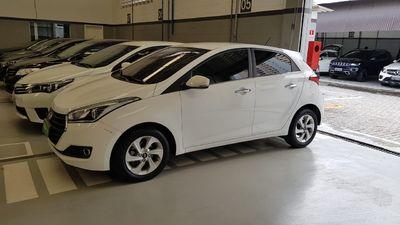 Hyundai HB20 Premium 1.6 AT Flex 2016}