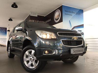 Chevrolet TrailBlazer 2.8 TD LTZ 4WD (Aut) 2014}
