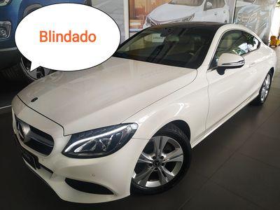 Mercedes-Benz Classe C C 180 Coupé 1.6 CGI Turbo 2018}