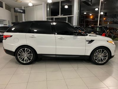 Land Rover Range Rover Sport 5.0 S/C HSE Dynamic 4wd 2016}
