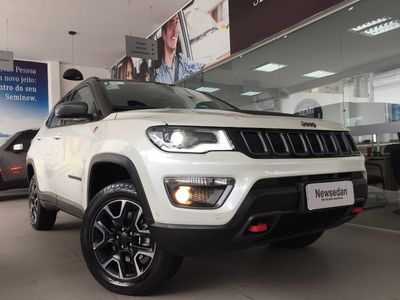 Jeep Compass 2.0 16V Trailhawk 4x4 2019}