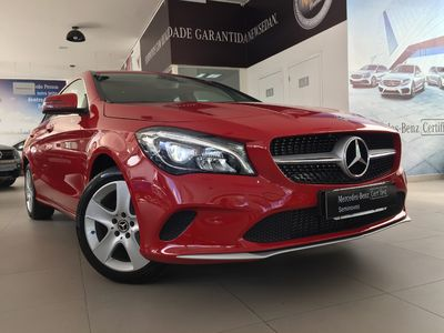 Mercedes-Benz CLA 180 1.6 2019}