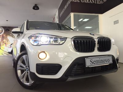 BMW X1 Active 2.0 sDrive (Flex) 2018}