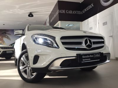 Mercedes-Benz Classe GLA 1.6 2001 CGI Advance 16V Turbo AT 2016}