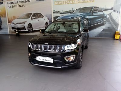 Jeep Compass 2.0 16V Limited 2019}