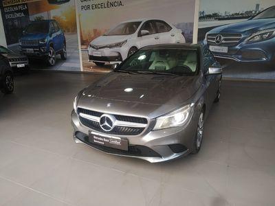 Mercedes-Benz Classe CLA 1.6 Urban 16V 2016}