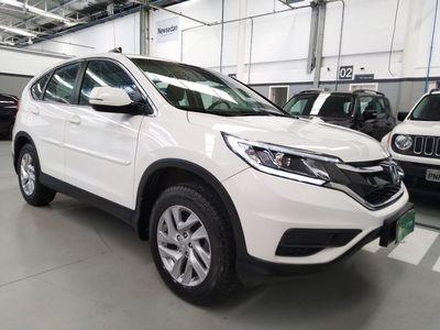 Honda CR-V 2.0 16V 4X2 LX (aut) 2015}