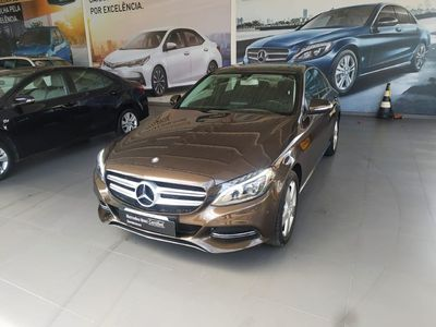 Mercedes-Benz C 200 Avantgarde 2.0 Turbo 16V  2016}