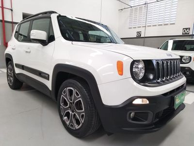 Jeep Renegade 1.8 16V Longitude 2017}