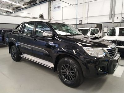 Toyota Hilux Cabine Dupla Limited Edition 3.0L 4x4 Diesel 2015}