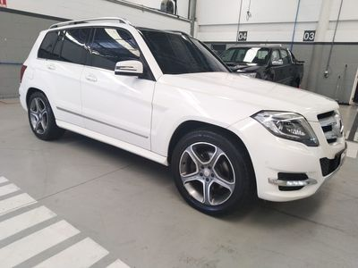 Mercedes-Benz Classe GLK GLK 220 Auto 4Matic 2.1 CDI Turbo 2014}