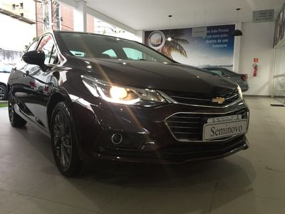 Chevrolet Cruze LTZ 1.4 Turbo (Aut) 2019}