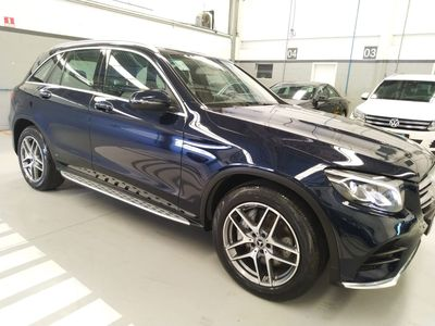 Mercedes-Benz GLC 250 2.0 CGI Sport Coupé 4MATIC 9G-TRONIC 2019}