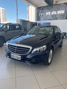 Mercedes-Benz C 180 1.6 CGI Exclusive 7G-Tronic 2018}