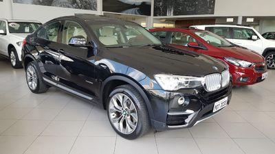 BMW X4 2.0 28I X LINE 4X4 16V TURBO GASOLINA 4P AUTOMÁTICO 2018}