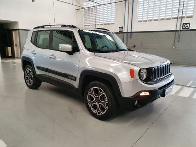 Jeep Renegade 2.0 16V Turbo Diesel Longitude 2018}