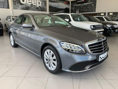 Mercedes-Benz C 180 1.6 CGI Exclusive 7G-Tronic 2019}