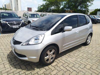 Honda Fit LX 1.4 (aut) (flex) 2011}