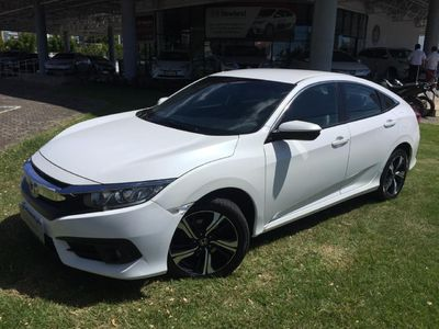 Honda Civic 2.0 EX 16V 2017}