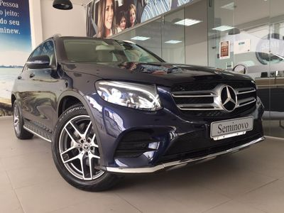 Mercedes-Benz GLC 250 2.0 CGI 4MATIC 9G-TRONIC 2019}