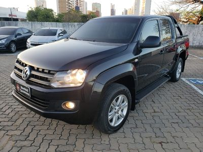 Volkswagen Amarok 2.0 TDi CD 4x4 Trendline (Aut) 2013}