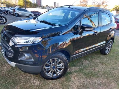 Ford Ecosport FreeStyle 1.6 AT 2016}