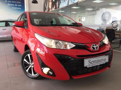 Toyota Yaris XS 1.5 AT 2019}