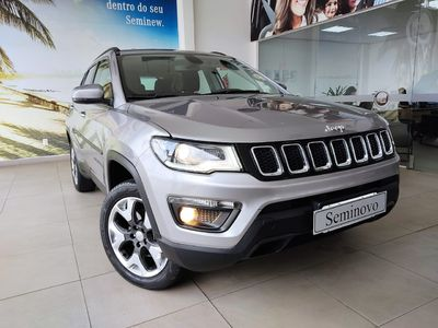 Jeep Compass 2.0 16V Longitude 4x4 2019}
