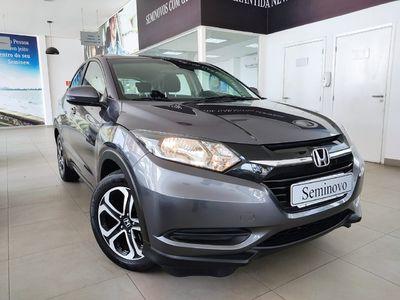 Honda HR-V LX (CVT) 1.8l 16V i-VTEC (Flex) (Auto) 2018}