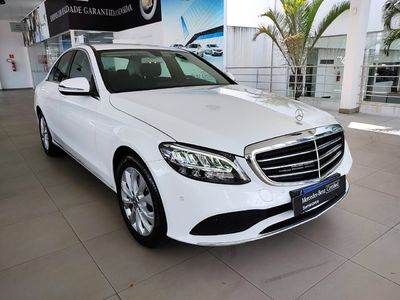 Mercedes-Benz C 180 1.6 CGI Exclusive 9G-Tronic 2019}