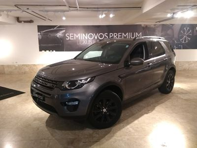 Land Rover Discovery Sport SE 2.0 Si4  2015}