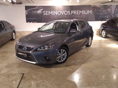 Lexus CT 200h 1.8 VVT-i 16v DOH Aut 2015}