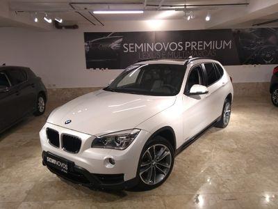 BMW X1 s20i Activeflex 2015}