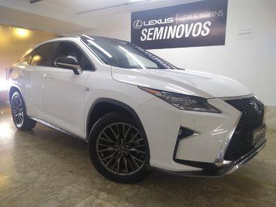 Lexus RX 350 3.5 V6 (Aut) 2017}